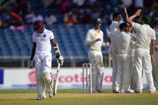 Starc strikes as Australia grabs control   - Cricket News