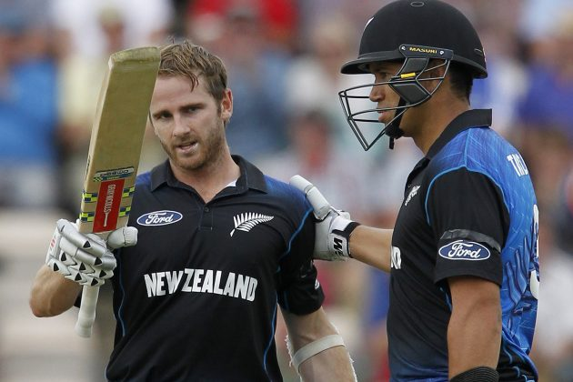 Williamson, Taylor tons make it 2-1 for New Zealand - Cricket News