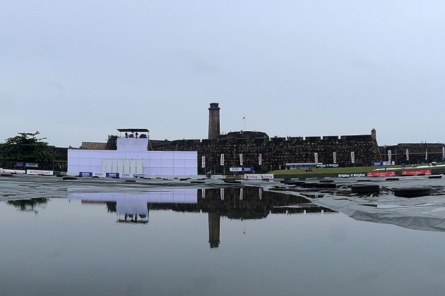 Rain washes out first day in Galle Test - Cricket News