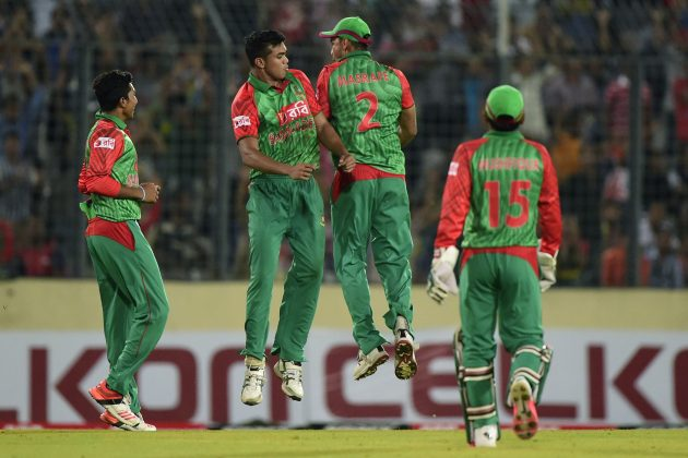 Debutant Mustafizur sinks India with five-for - Cricket News