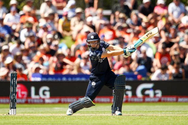 Cross guides Scotland to T20I series win - Cricket News