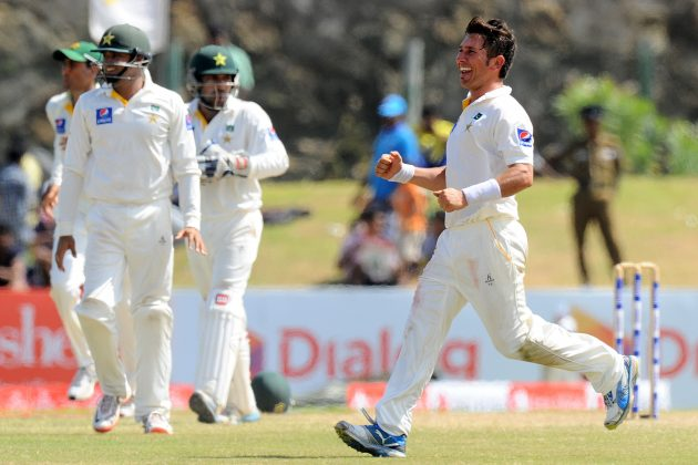 Pakistan players on the march after Galle win - Cricket News