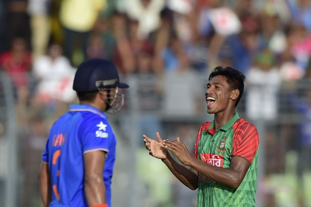 Mustafizur the hero as Bangladesh wins series  - Cricket News