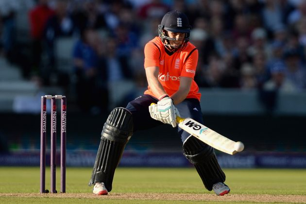 England finishes with a flourish - Cricket News