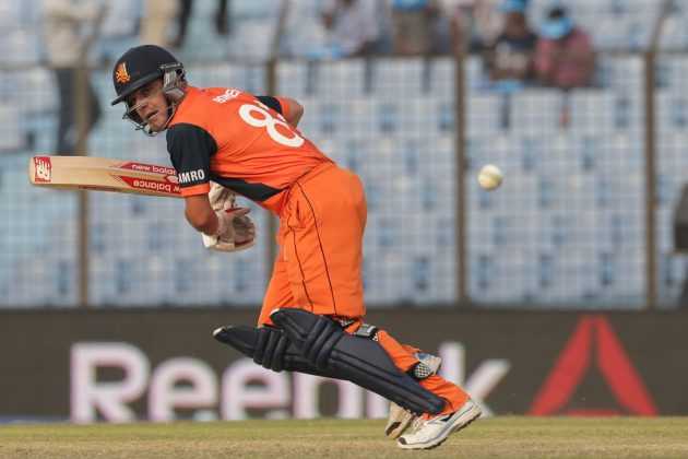 Borren ton headlines comprehensive Netherlands win - Cricket News