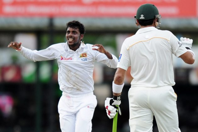 Sri Lanka comfortable after Kaushal five-for - Cricket News