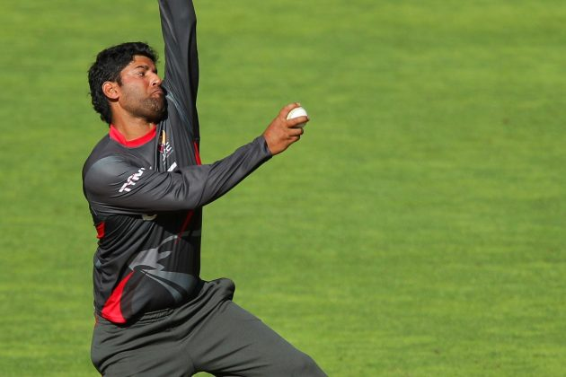 Naveed, Guruge bowl UAE to comfortable win - Cricket News