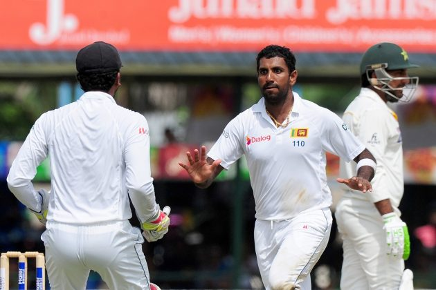 Sri Lanka set 153 to win after patient Azhar ton - Cricket News