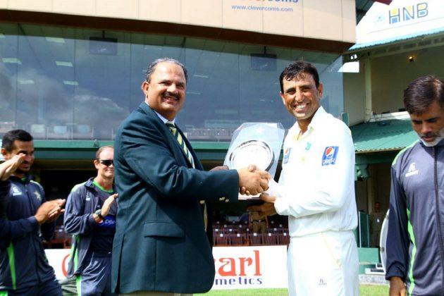 Younus Khan enters 100 Test Club - Cricket News