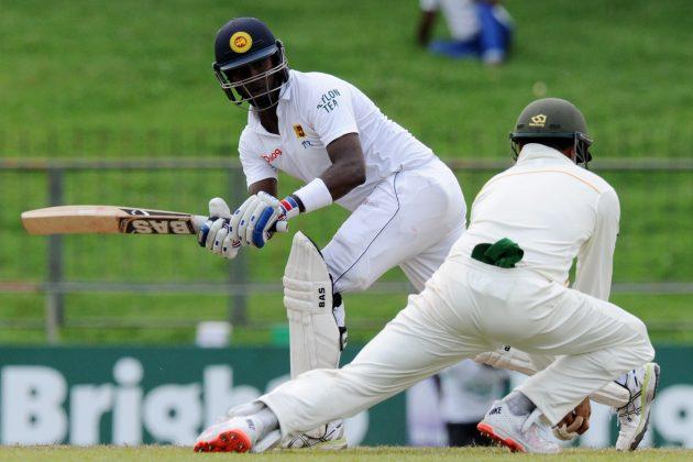 Skilful Mathews puts Sri Lanka ahead - Cricket News