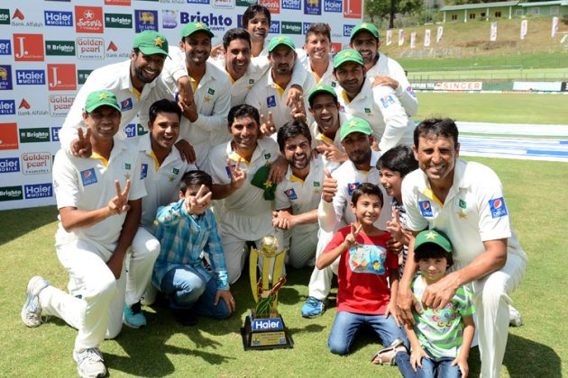 Younis, Misbah wrap up series - Cricket News