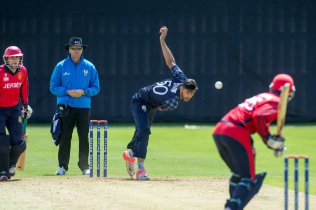 Munsey leads Scotland to second win - Cricket News