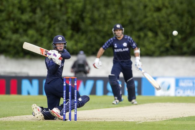 Wins for Afghanistan and Scotland on day one of the ICC World Twenty20 Qualifier 2015
