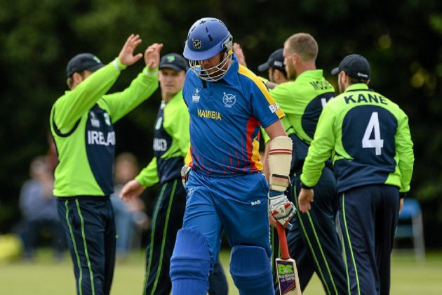 Mooney, Porterfield set up comfortable Ireland win - Cricket News