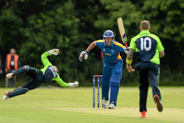 Wins for Ireland Afghanistan on Day Two - Cricket News