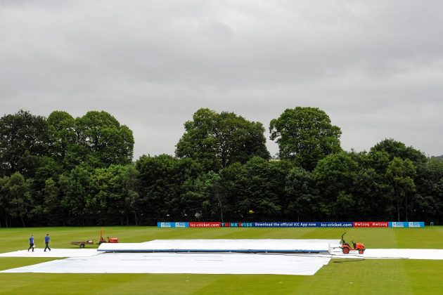 Rain forces WCL Championship clash into reserve day in Amstelveen - Cricket News