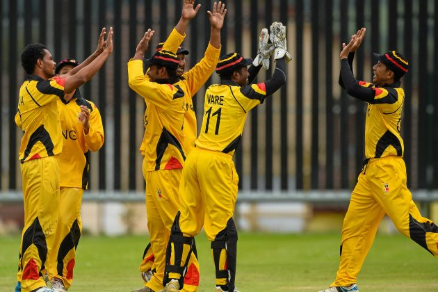 Bowlers give PNG first points - Cricket News