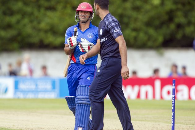 Shahzad blitz takes Afghanistan to third straight win - Cricket News