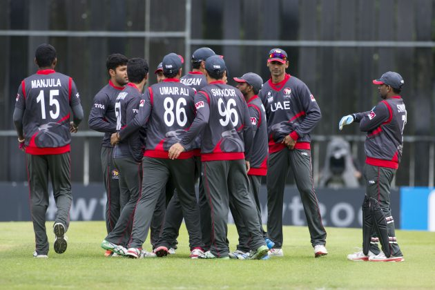 ​UAE, Oman begin with victories - Cricket News