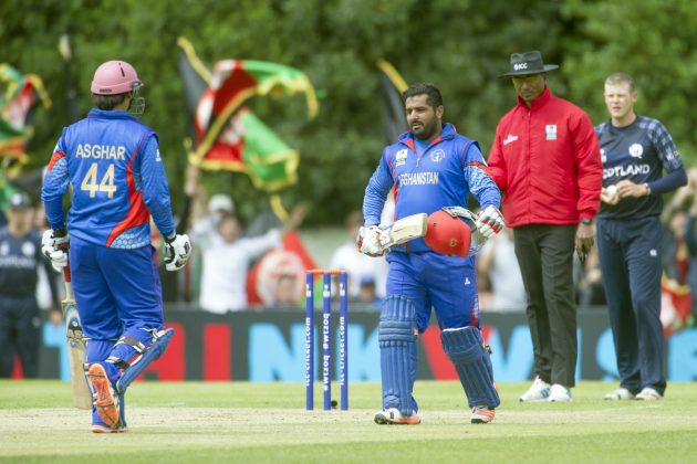 Dominant Afghanistan emerge as team to beat