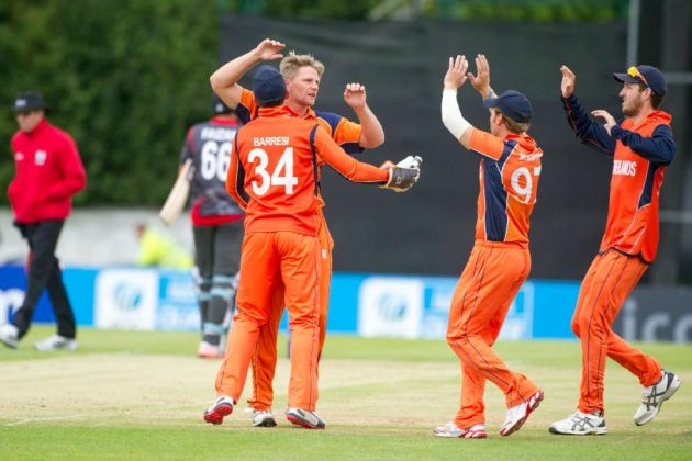 Bowlers, Cooper star in Netherlands win - Cricket News