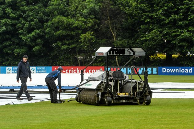 Rain washes out Hong Kong-PNG game - Cricket News