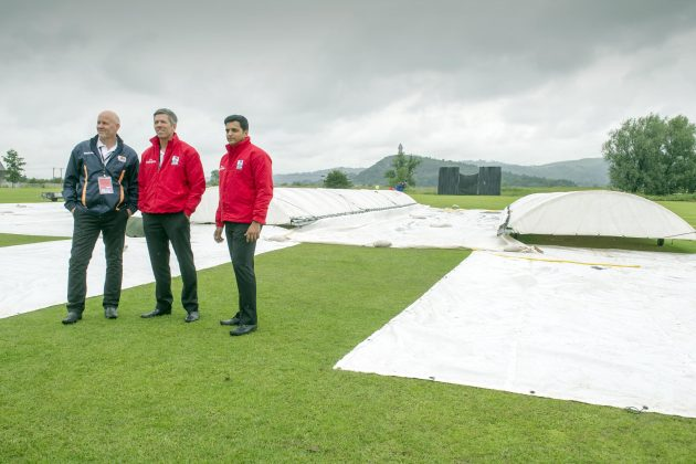 Rain mars Afghanistan v Kenya clash in Stirling - Cricket News