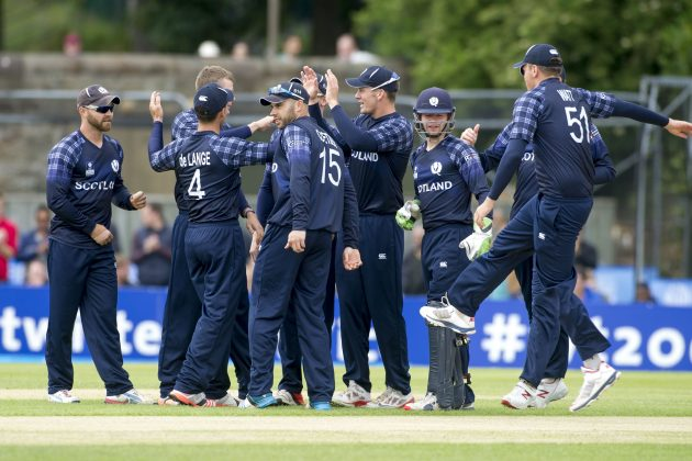 Cross and Berrington take Scotland over the line - Cricket News