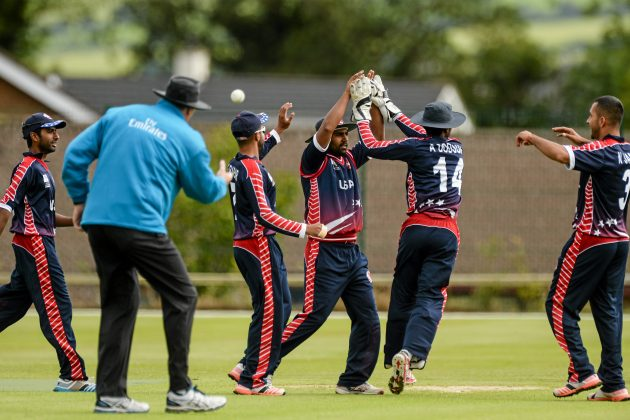 Pacers lead USA to comfortable win - Cricket News
