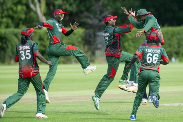 Rakep Patel leads Kenya to 42-run win - Cricket News