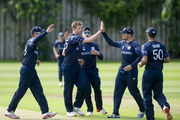 Impressive Scotland registers third win - Cricket News