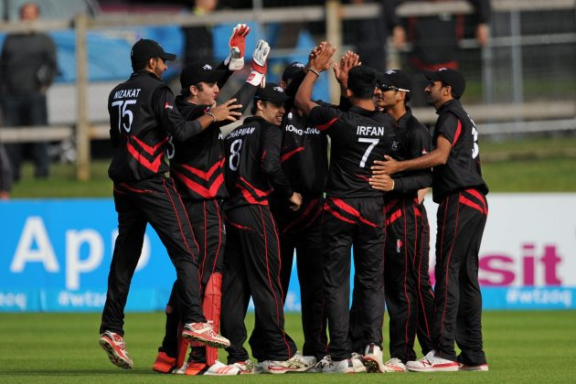 Hayat, Chapman help Hong Kong end on a high - Cricket News