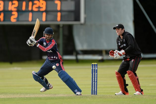 USA stays alive in Group A with second win - Cricket News