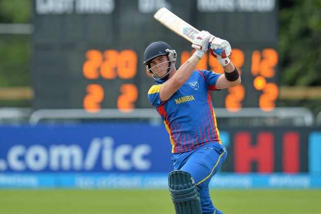 Namibia beats PNG to go neck and neck - Cricket News