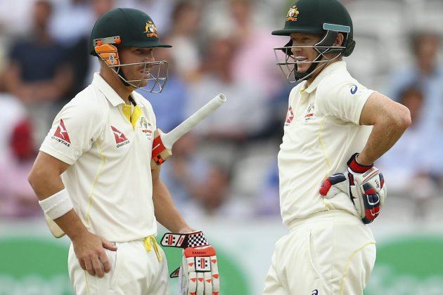 Warner, Rogers put Australia on top - Cricket News