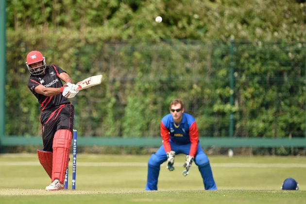 Siblings Irfan, Nadeem propel Hong Kong - Cricket News
