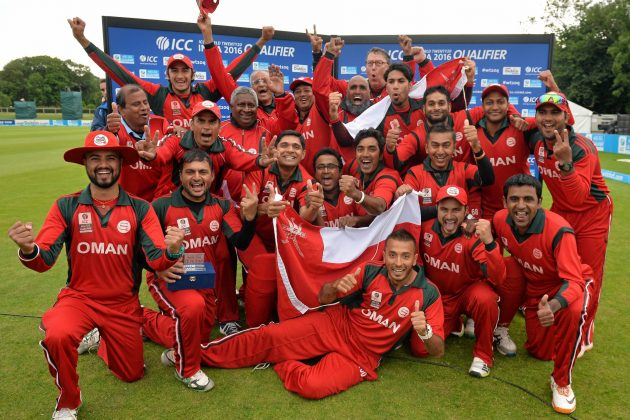 The Pringle hand in Oman's British success - Cricket News