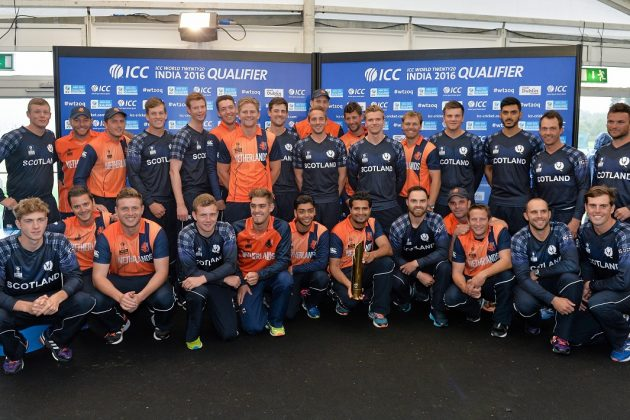 Scotland, Netherlands declared joint winners - Cricket News