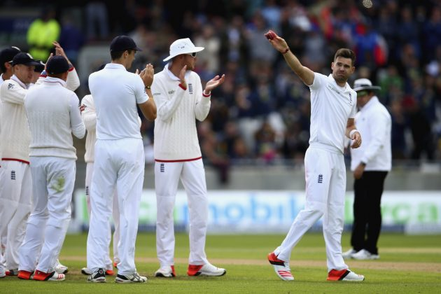 Anderson, Bell make it England's day at Edgbaston - Cricket News