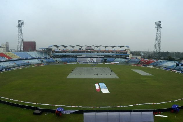 Heavy rain washes out day two - Cricket News