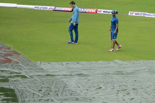 Rain washes out third day in a row - Cricket News
