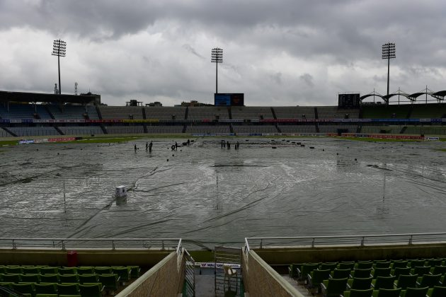 Wet outfield ends Mirpur Test early - Cricket News