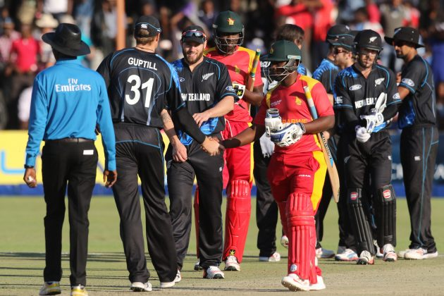 New Zealand ends Zimbabwe tour with 80-run win - Cricket News