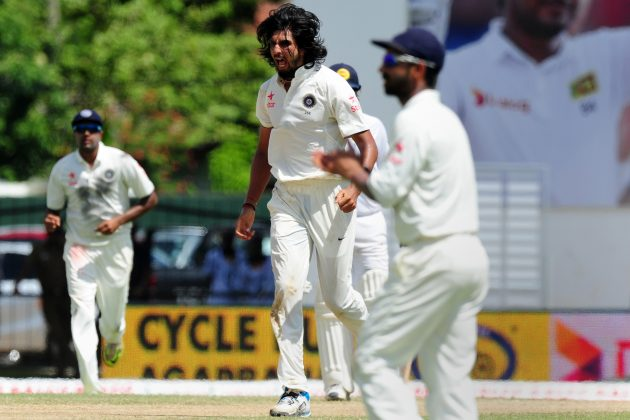 Ishant Sharma fined 65 per cent of his match fee for breaching ICC Code of Conduct  - Cricket News