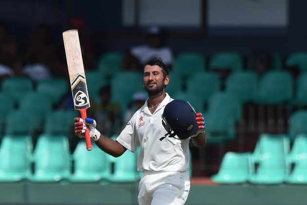 Imperious Pujara fights Sri Lanka fire with commanding ton - Cricket News