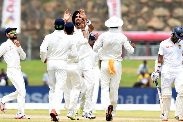 India strikes thrice as Sri Lanka stutters in chase of 386 - Cricket News