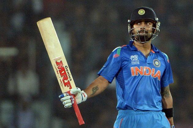 Kohli becomes number-one ranked T20I batsman - Cricket News