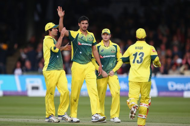 Australia goes up 2-0 with 64-run win - Cricket News