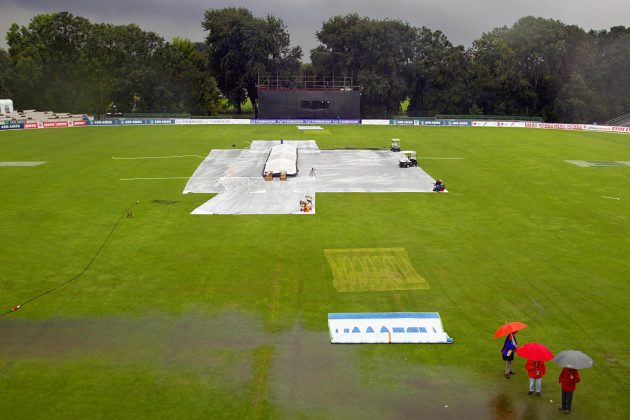 Heavy rain pushes second Amstelveen game to reserve day - Cricket News