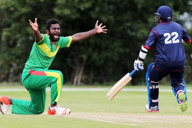 Rasu's big hitting takes Vanuatu to victory on day two of the ICC World Cricket League Division 6 in Essex - Cricket News